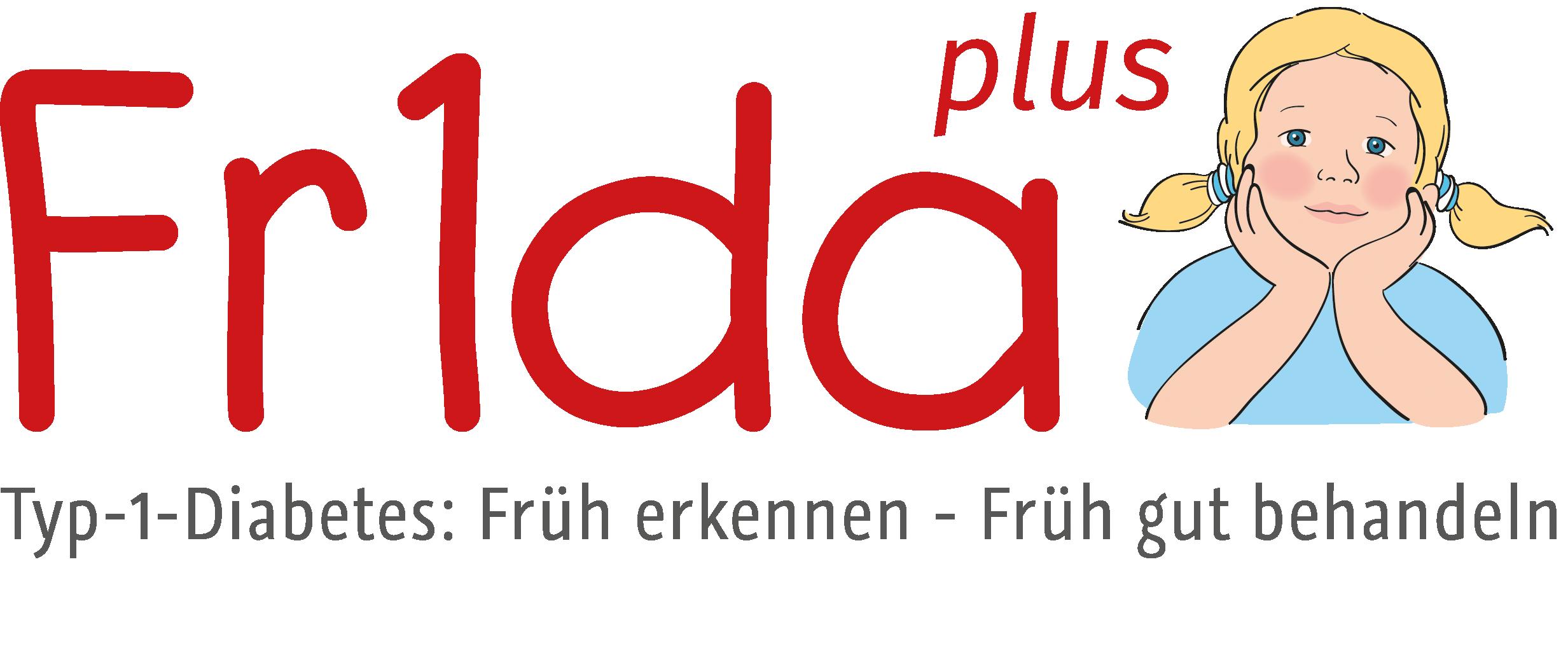 Fr1da-plus LOGO mit Untertitel